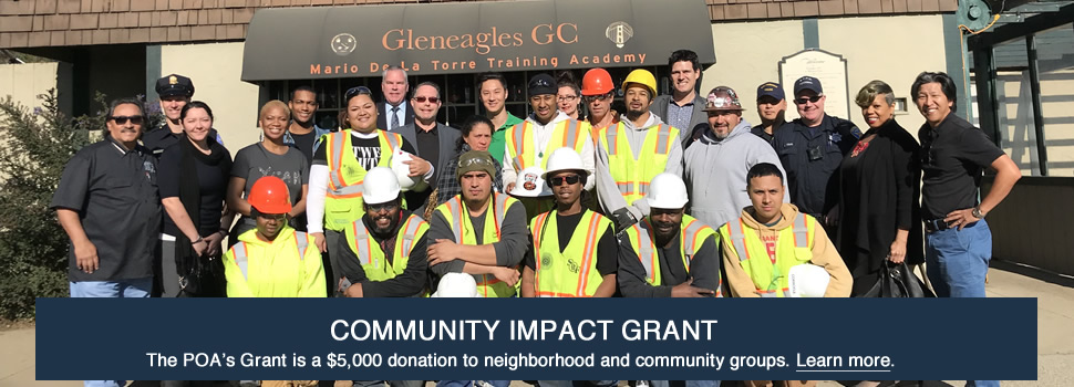 Community Impact Grant